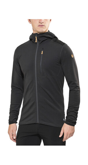 Fjällräven Keb Fleece Jacket Men Dark Grey